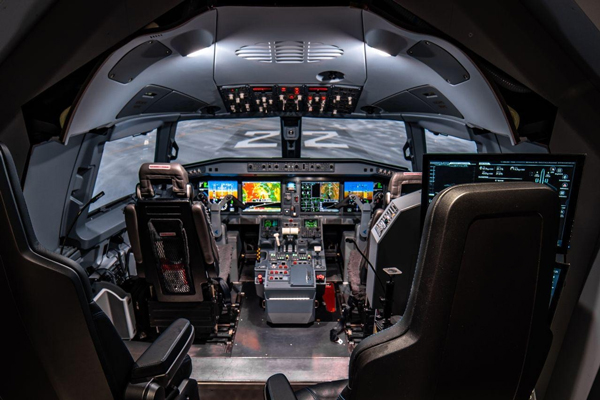 Dutch Aviation Trainers Embraer 190